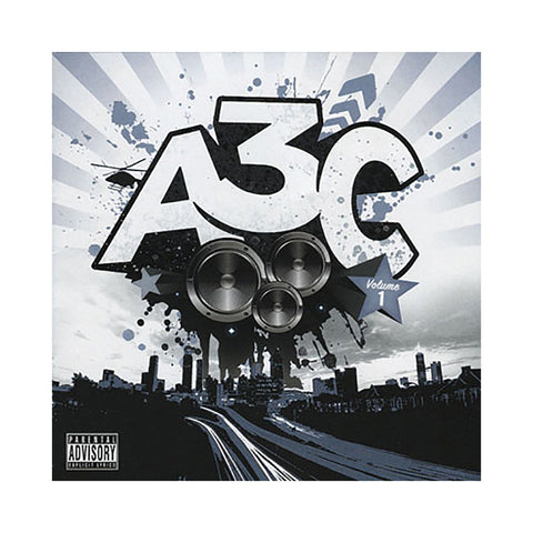 Various Artists (A3C Festival) - 'A3C Volume 1' [CD [2CD]]