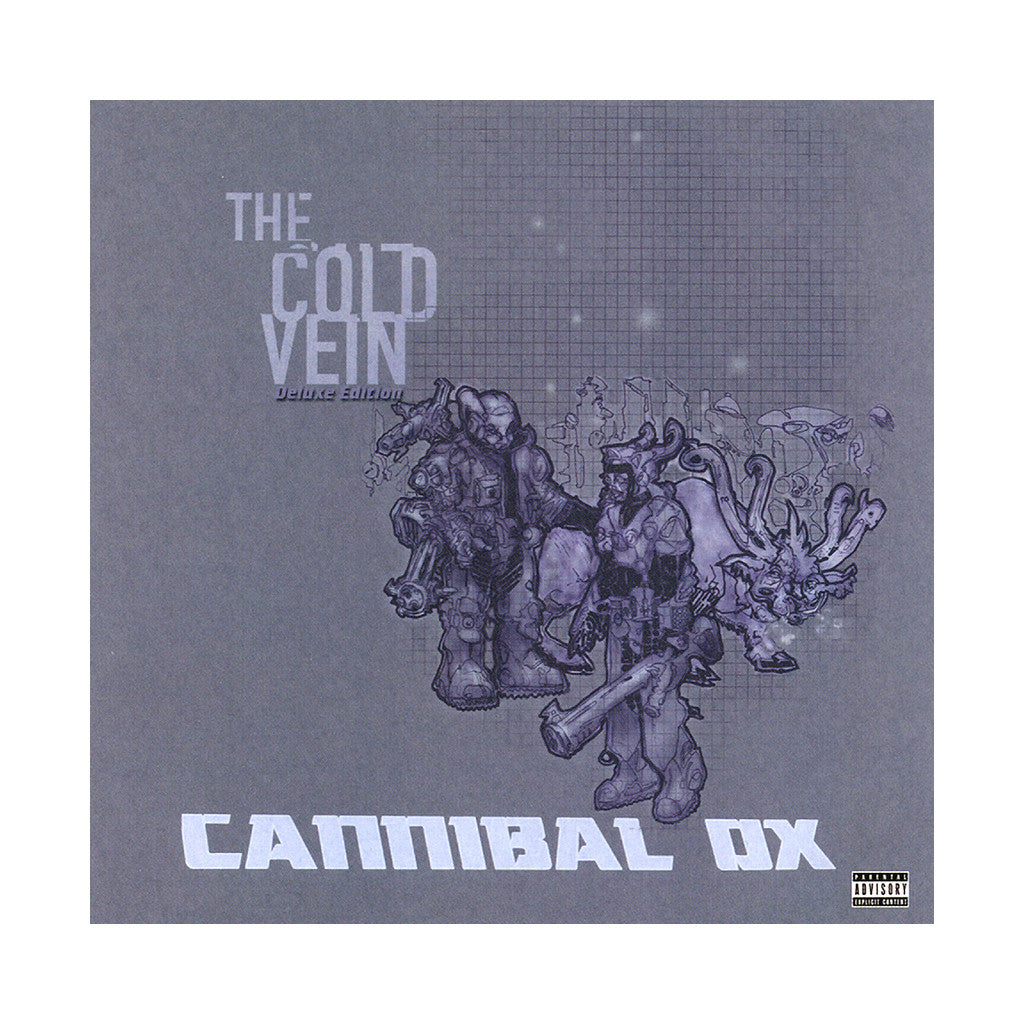 <!--2000101431-->Cannibal Ox - 'Straight Off The D.I.C.' [Streaming Audio]