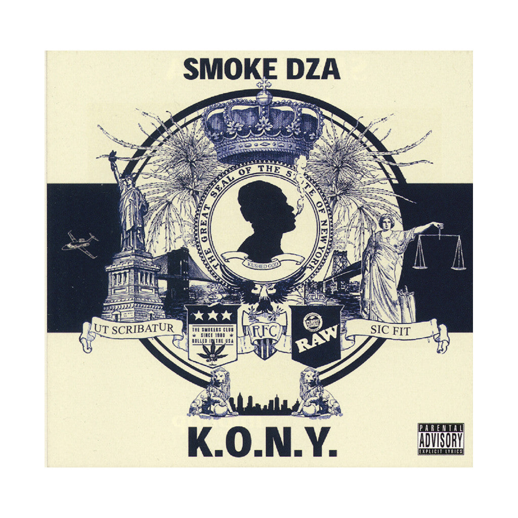 <!--2015061557-->Smoke DZA - 'G.otham F.uckin C.ity' [Streaming Audio]