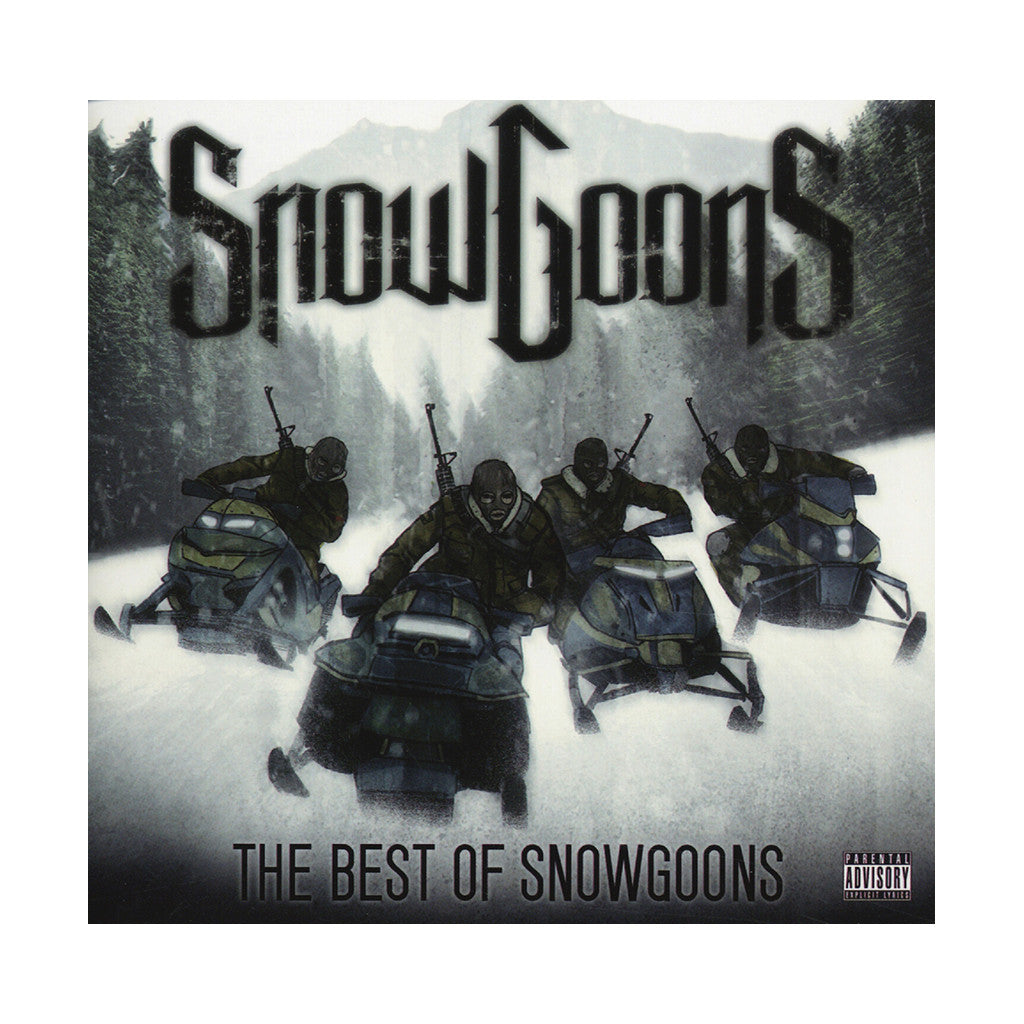 <!--2009111347-->Snowgoons - 'Goons Stampede' [Streaming Audio]