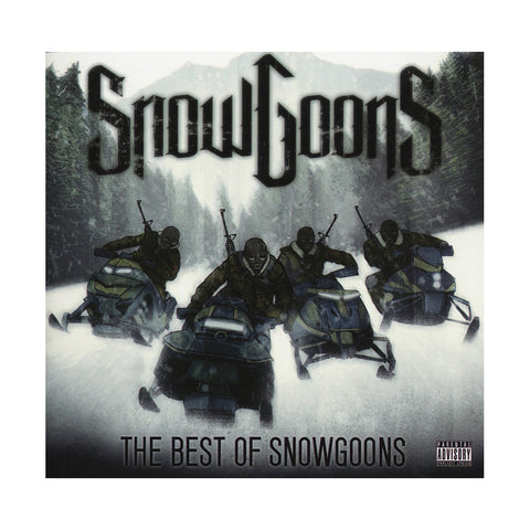 Snowgoons - 'The Best Of Snowgoons' [CD [2CD]]