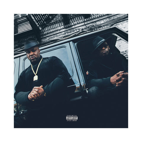 Smoke DZA & Pete Rock - 'Don't Smoke Rock' [CD]