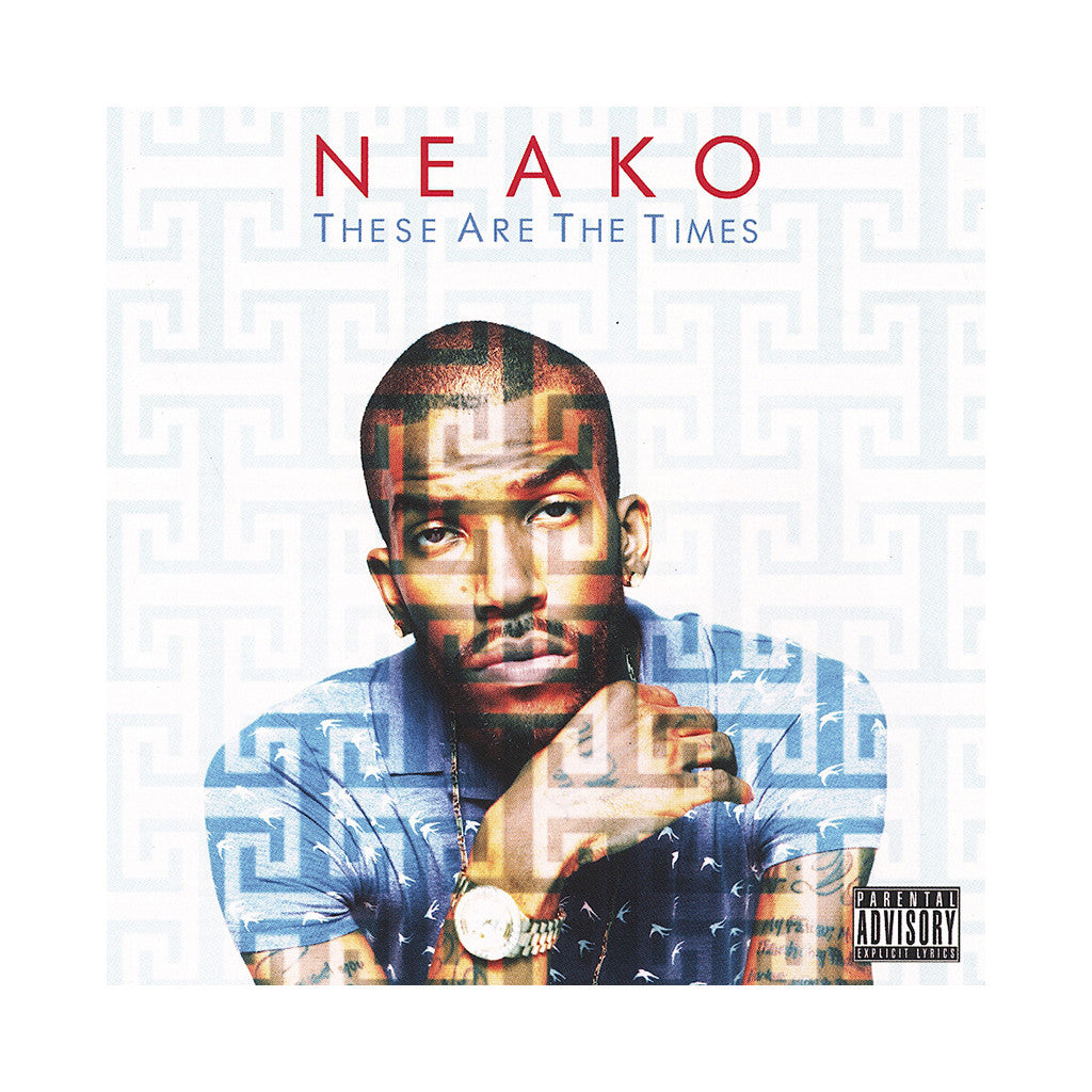 <!--020121127049938-->Neako - 'These Are The Times' [CD]