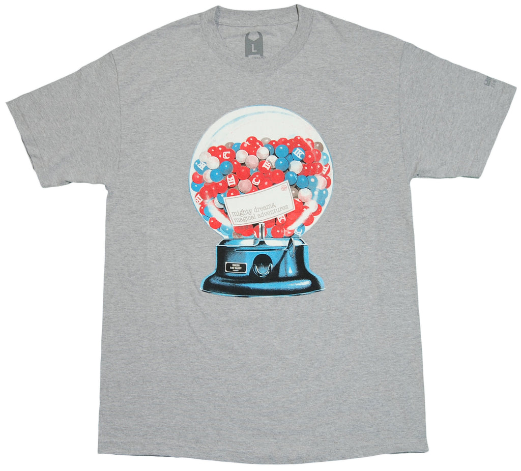 <!--2012030642-->IM King - 'Electric Dream' [(Gray) T-Shirt]
