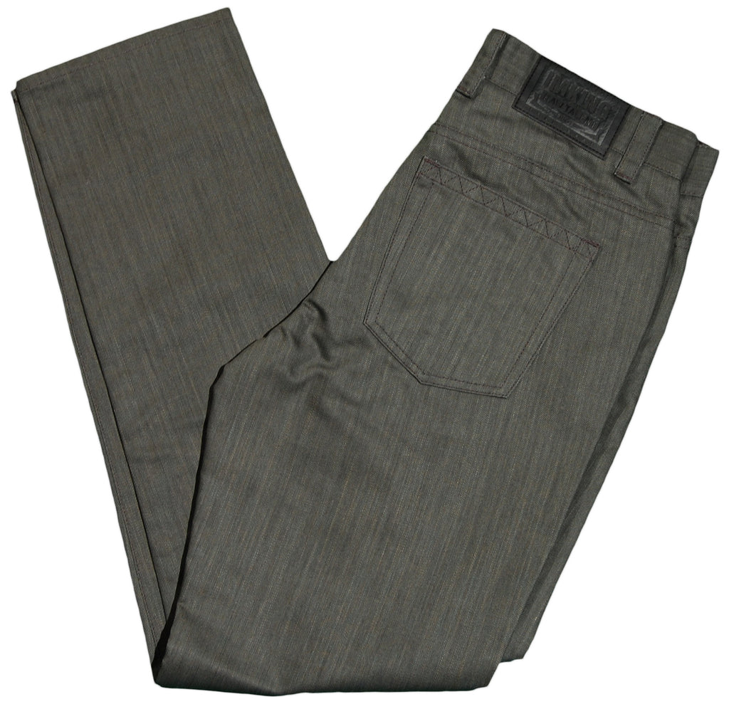 <!--2012011013-->IM King - 'Jester Jean' [(Dark Gray) Jeans]