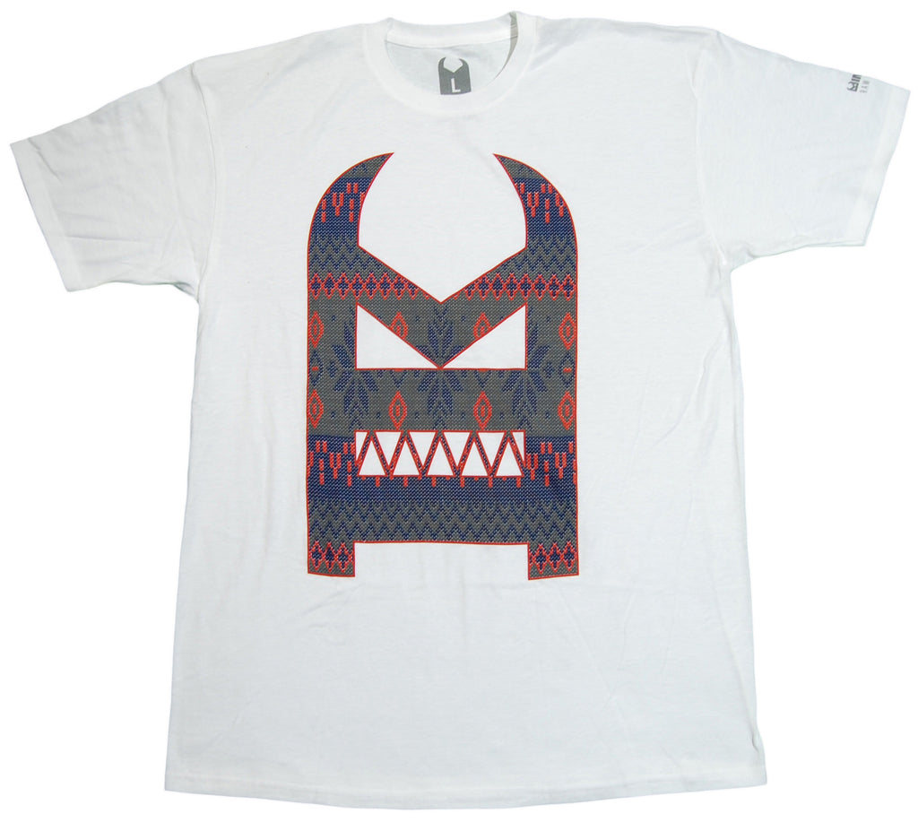 <!--2012121827-->IM King - 'Civilization' [(White) T-Shirt]