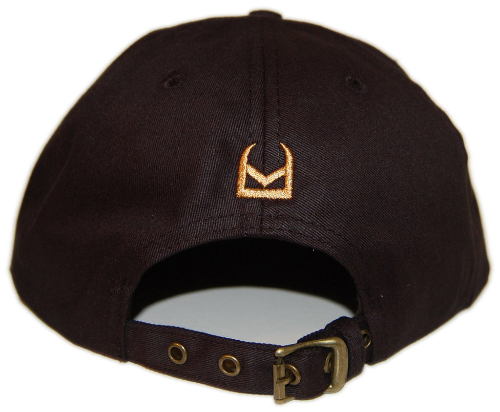 <!--020121218052742-->IM King - 'Party Animal - Leopard' [(Black) Strap Back Hat]