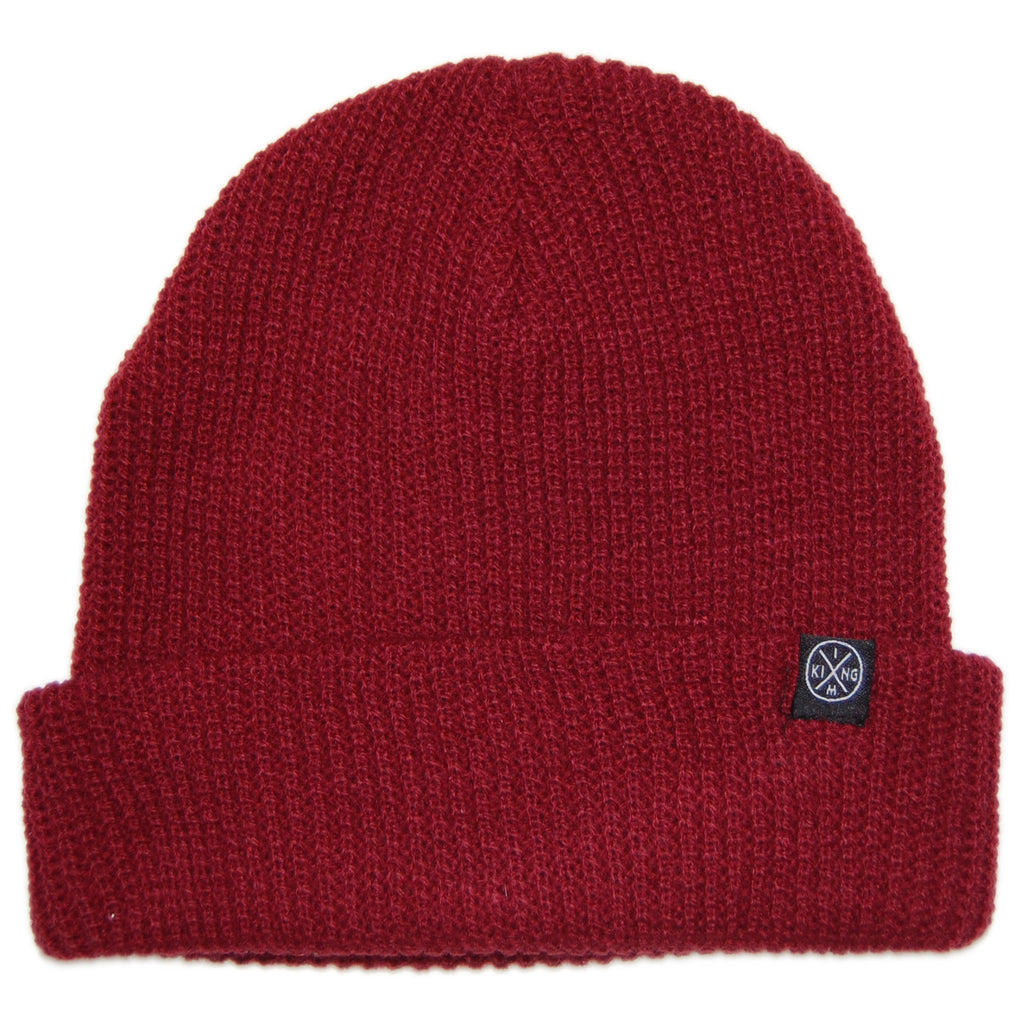<!--020121218052740-->IM King - 'Creepin' [(Dark Red) Winter Beanie Hat]