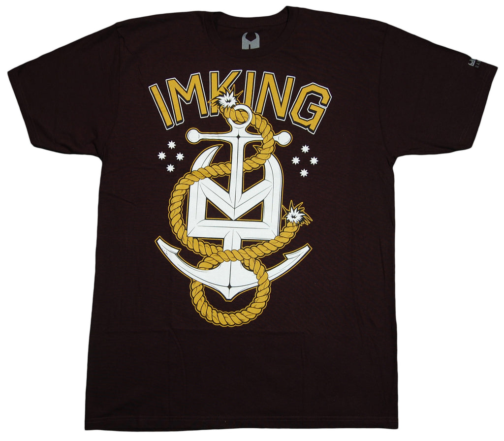 <!--2012081451-->IM King - 'Captain Jack' [(Black) T-Shirt]