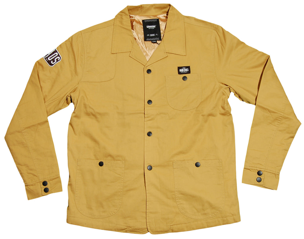 <!--2012052221-->IM King - 'Greasemonkey' [(Light Brown) Jacket]