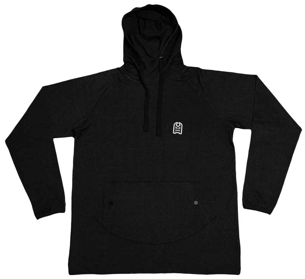 <!--2012052216-->IM King - 'Raw Talent - Denim' [(Black) Hooded Sweatshirt]