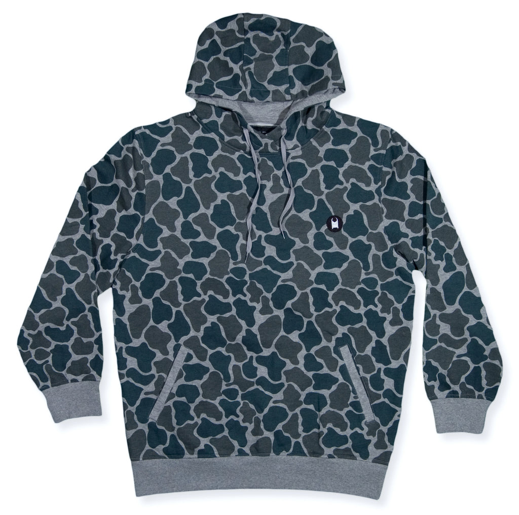 <!--2013121302-->IM King - 'Jungle Fever' [(Camo Pattern) Hooded Sweatshirt]