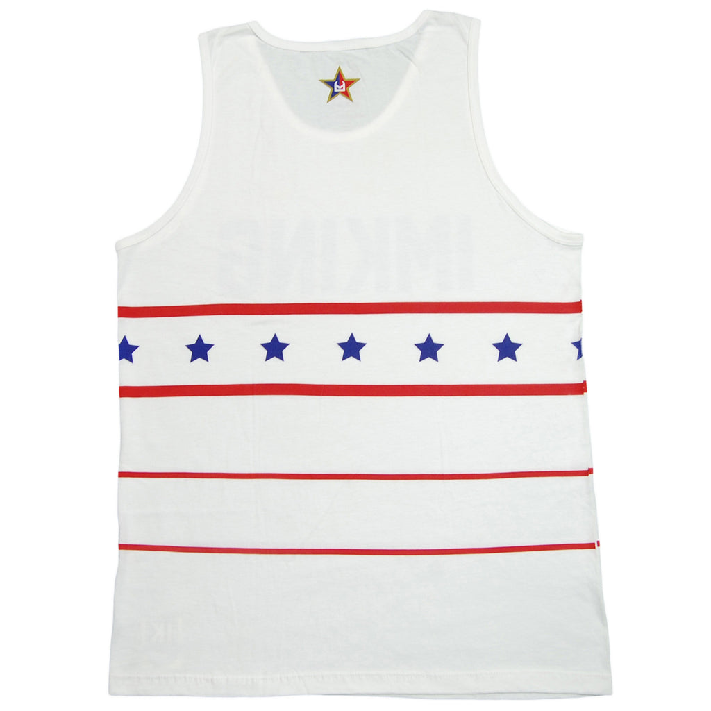 <!--2013030526-->IM King - '1st Round' [(White) Tank Top]