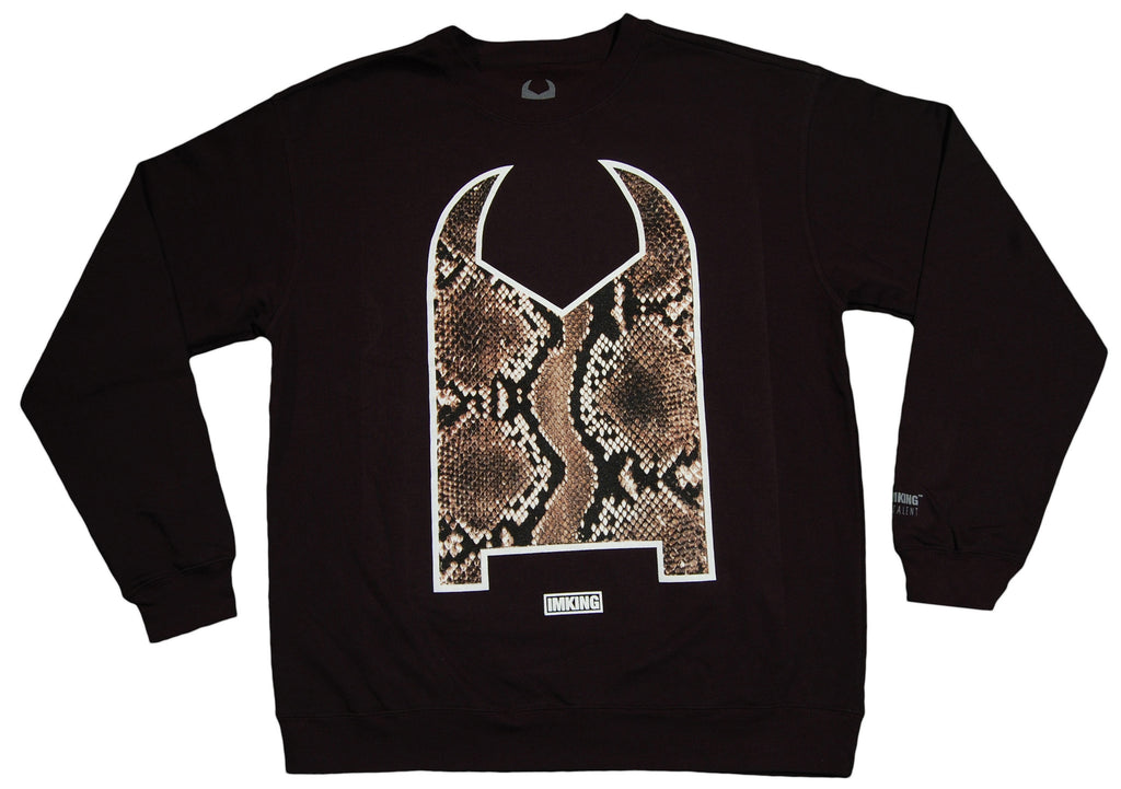 <!--2013031911-->IM King - 'Ambush' [(Black) Crewneck Sweatshirt]
