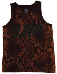 IM King - 'Constriction' [(Black) Tank Top]