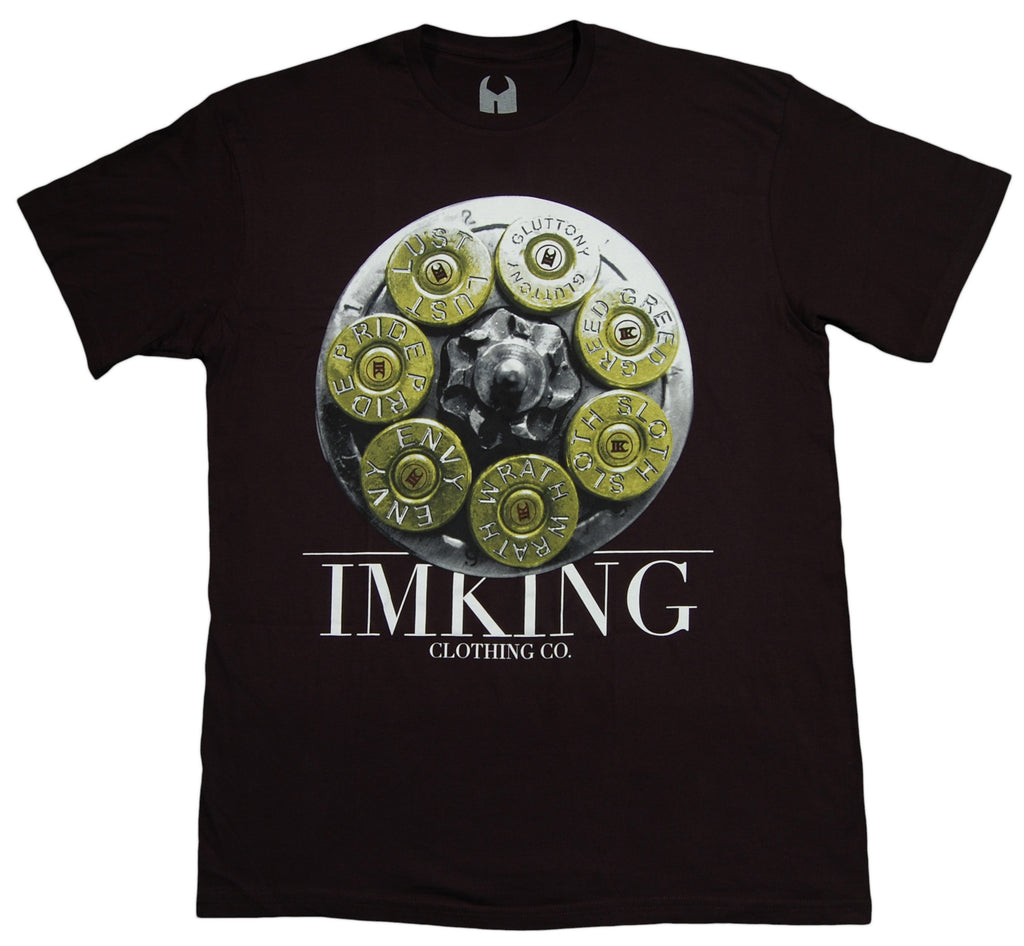 <!--2013050716-->IM King - '7' [(Black) T-Shirt]