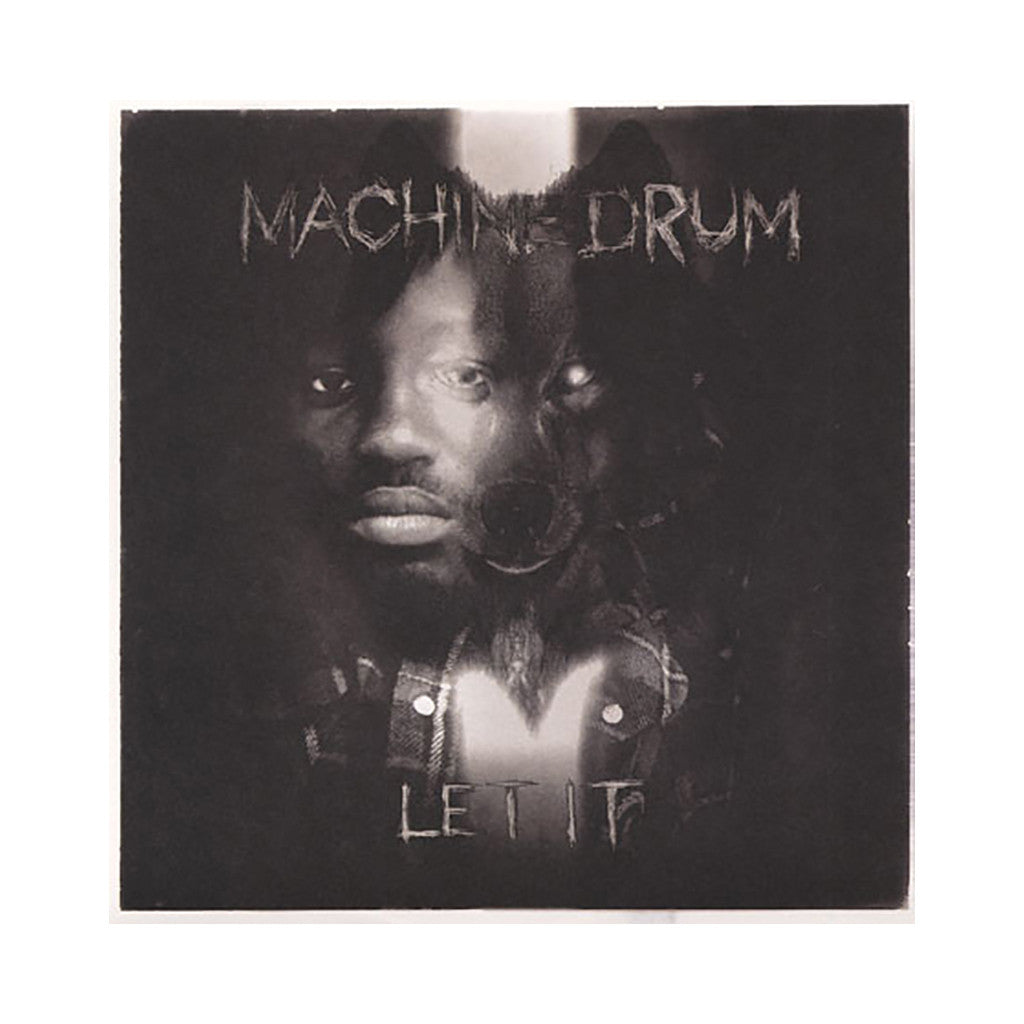 "MachineDrum - 'Let It/ Flud/ Let It (Remixes)' [(Black) 12"" Vinyl Single]"