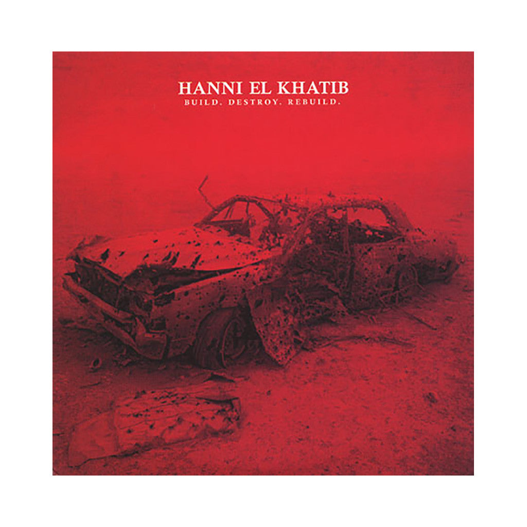 "<!--020101207024695-->Hanni El Khatib - 'Build.Destroy.Rebuild/ Loved One' [(Black) 7"" Vinyl Single]"