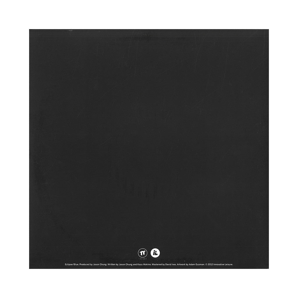 "<!--120121002048979-->Nosaj Thing - 'Eclipse/Blue' [(Black) 10"" Vinyl Single]"