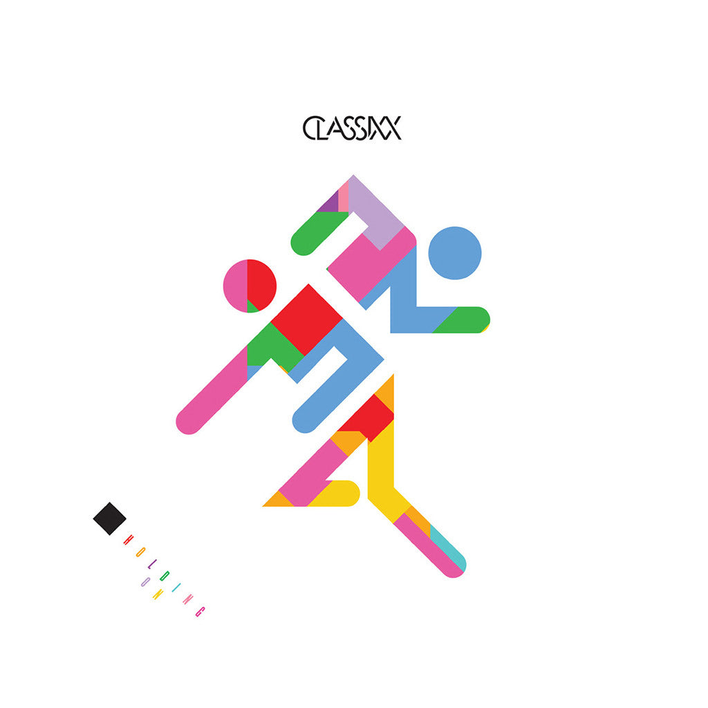 "<!--120130402054433-->Classixx - 'Holding On/ Holding On (Remixes)' [(Black) 12"" Vinyl Single]"