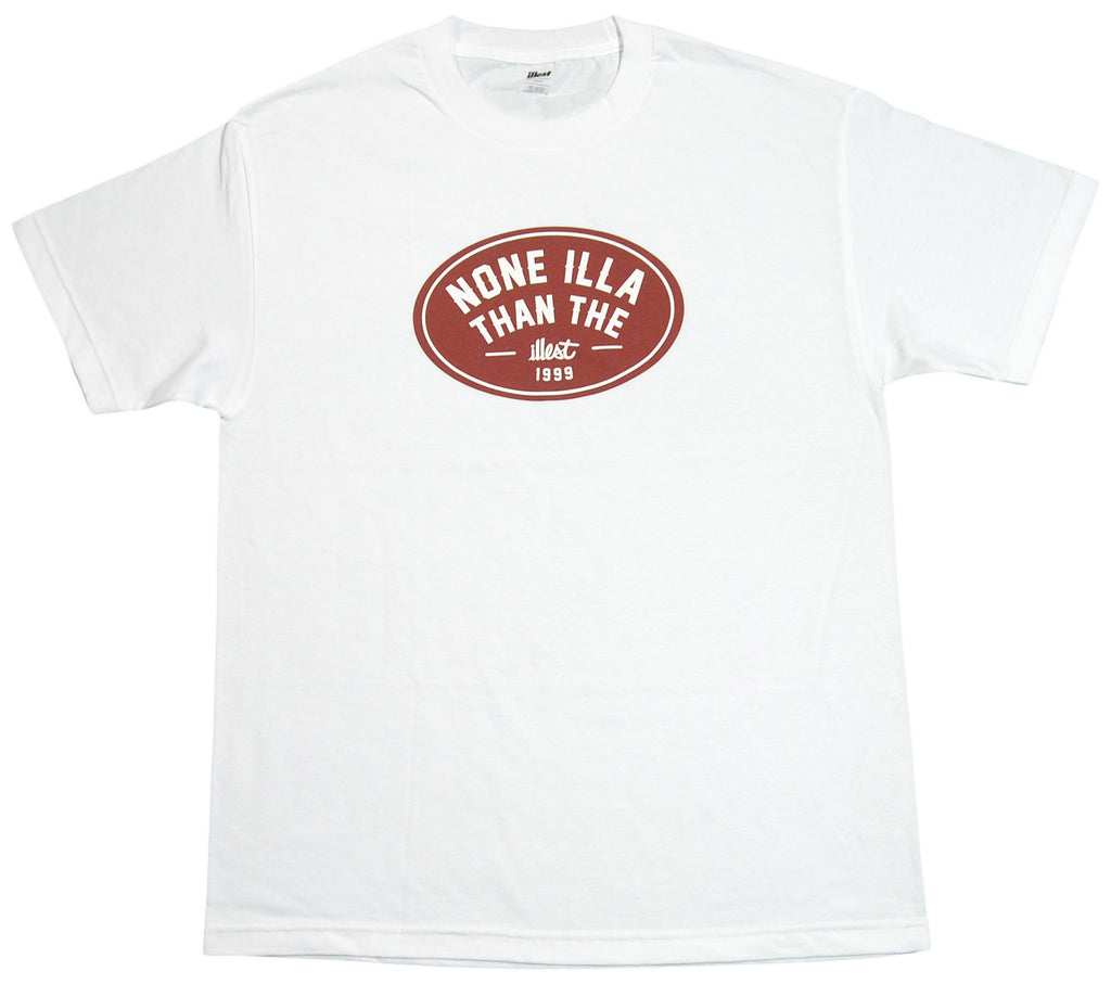 <!--2012050133-->illest - 'None Illa' [(White) T-Shirt]