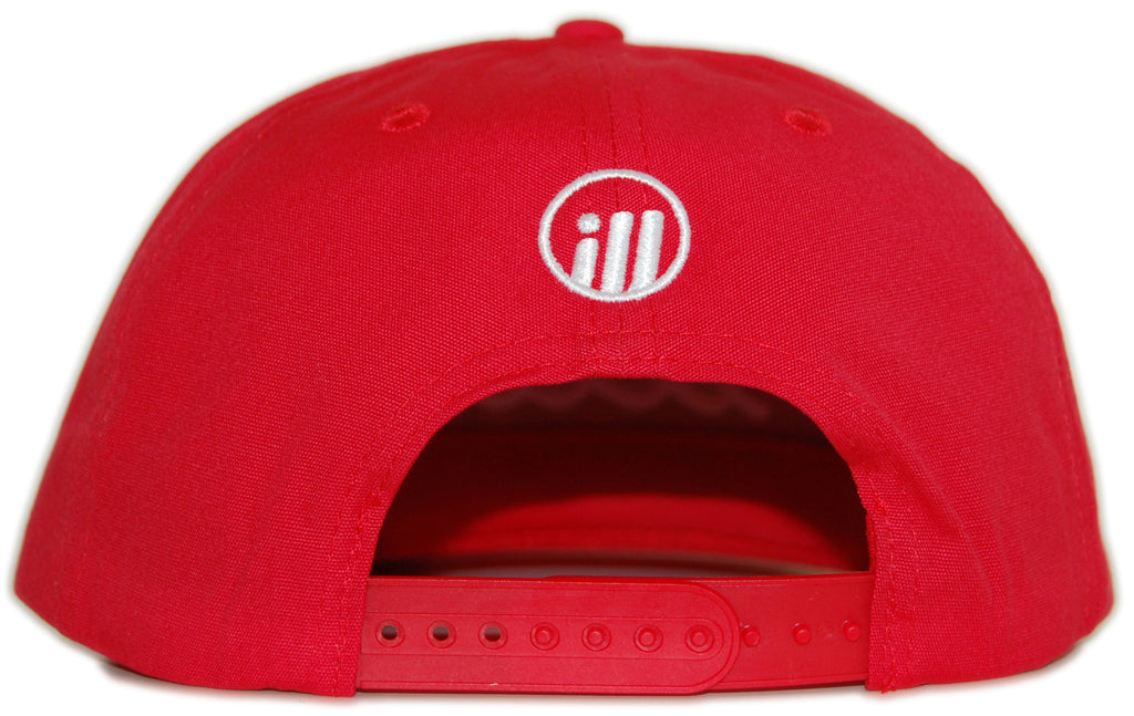 <!--020120501044684-->illest - 'OG Snap' [(Red) Snap Back Hat]