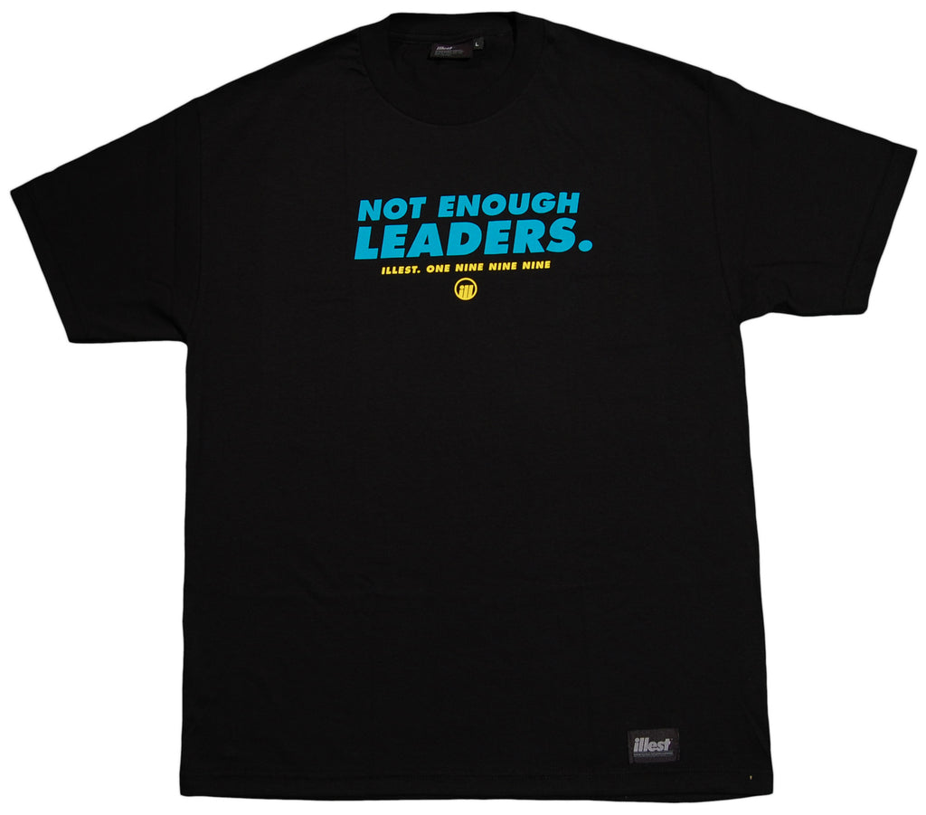 <!--2012101628-->illest - 'Not Enough' [(Black) T-Shirt]