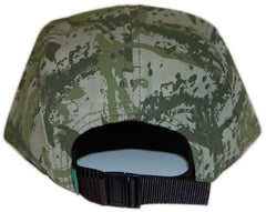 <!--020121218052809-->illest - 'I Camo' [(Green) Five Panel Camper Hat]