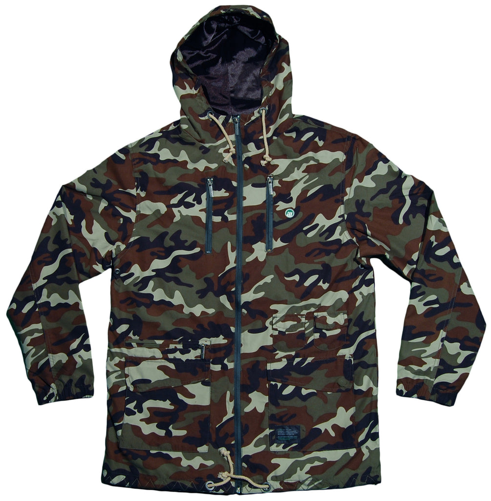 <!--2012121840-->illest - 'Hooded Camo' [(Camo Pattern) Jacket]