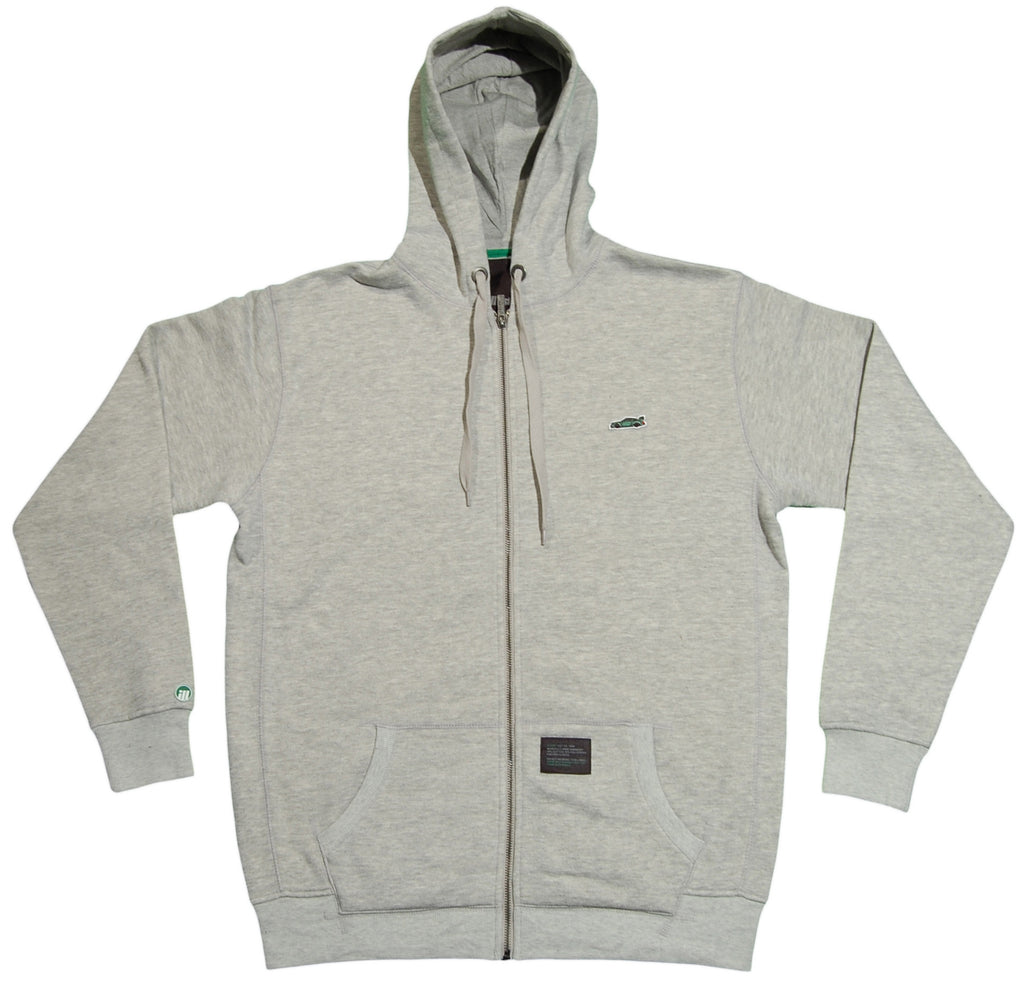 <!--2012121810-->illest x Transformers - 'Rauh Welt' [(Gray) Hooded Sweatshirt]