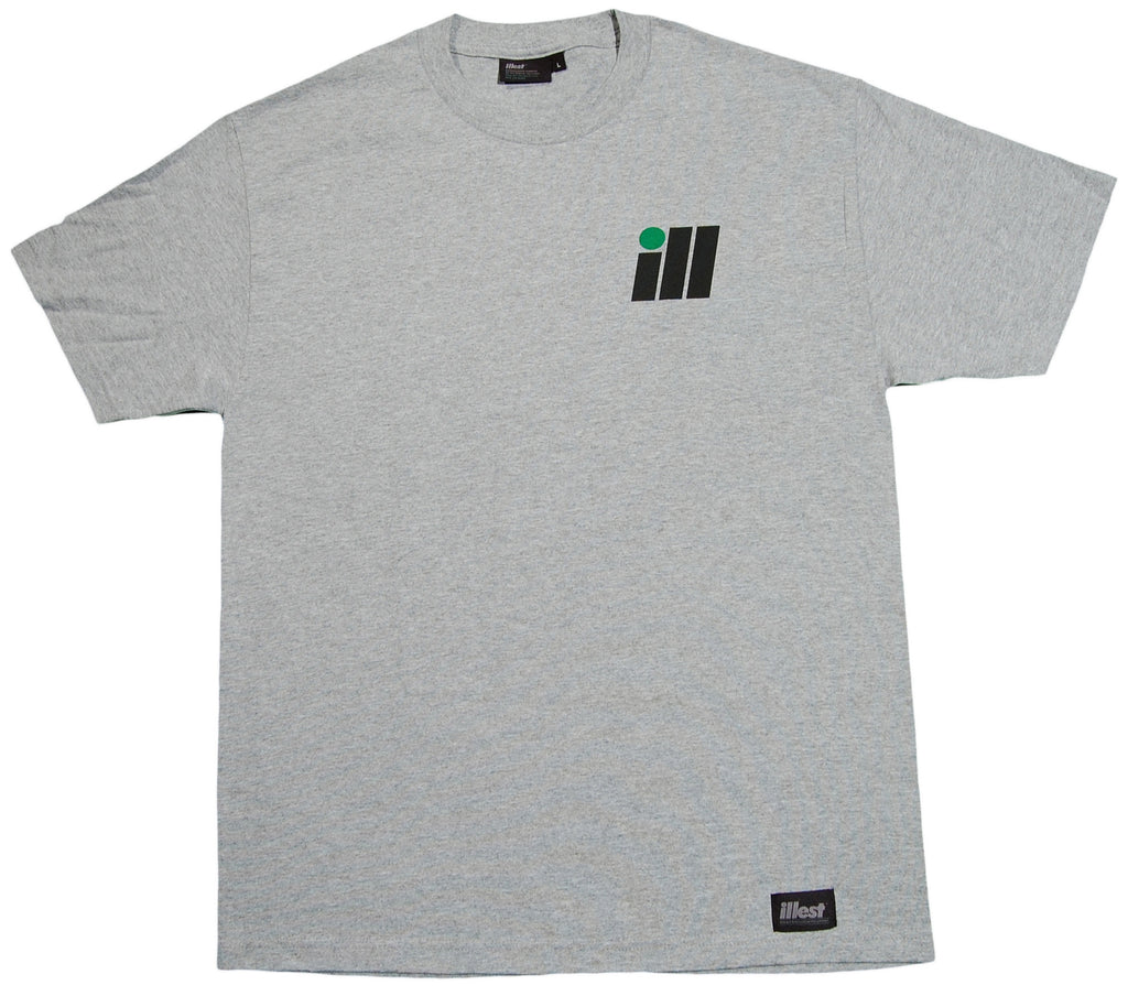 <!--2012121850-->illest - 'Focus' [(Gray) T-Shirt]