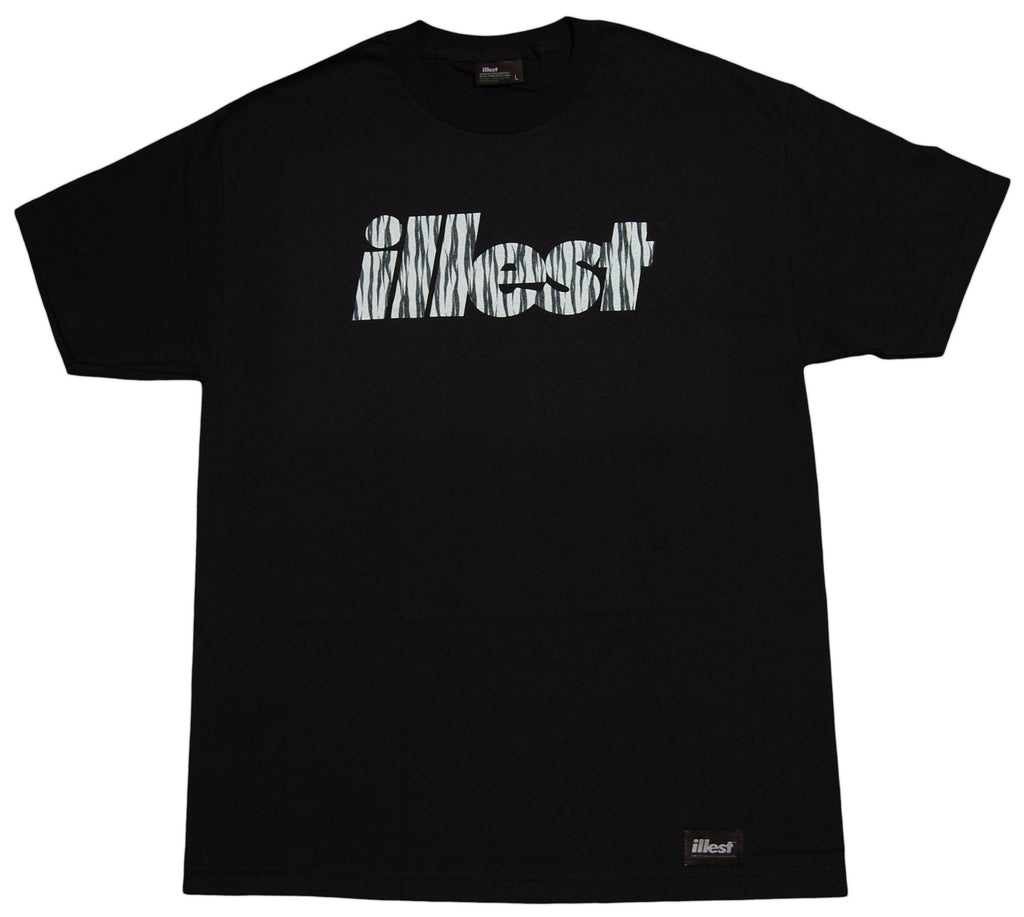 <!--2013032644-->illest - 'Bold Lucky Stripe' [(Black) T-Shirt]