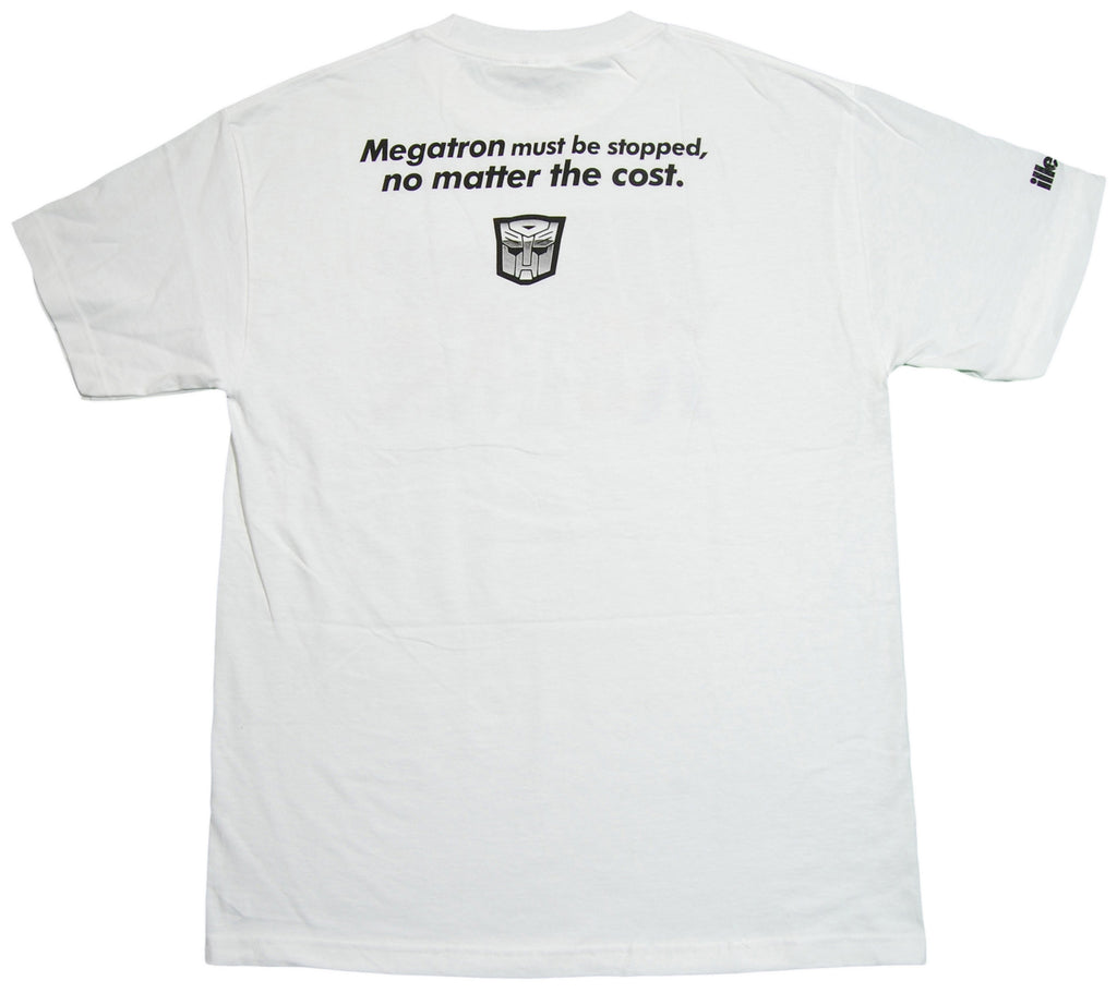 <!--2012121830-->illest x Transformers - 'Fleet' [(White) T-Shirt]