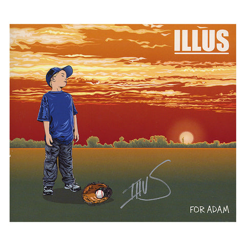 ILLUS w/ J.J. Brown - 'For Adam' [CD]