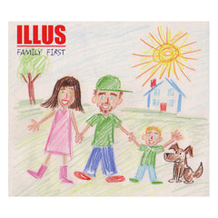 <!--020120529044021-->ILLUS - 'Family First' [CD]