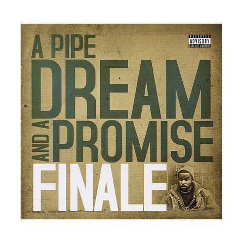 Finale - 'A Pipe Dream And A Promise' [CD]