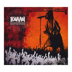 K'Naan - 'The Dusty Foot On The Road (Live)' [CD]