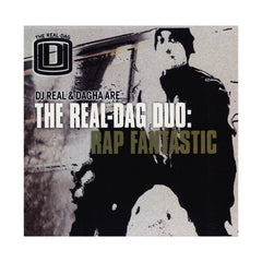<!--120140318062685-->The Real-Dag Duo - 'Rap Fantastic' [CD]
