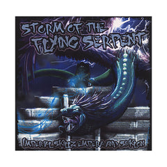 Imperial Skillz Empera & Si-Klon - 'Storm Of The Flying Serpent' [CD]