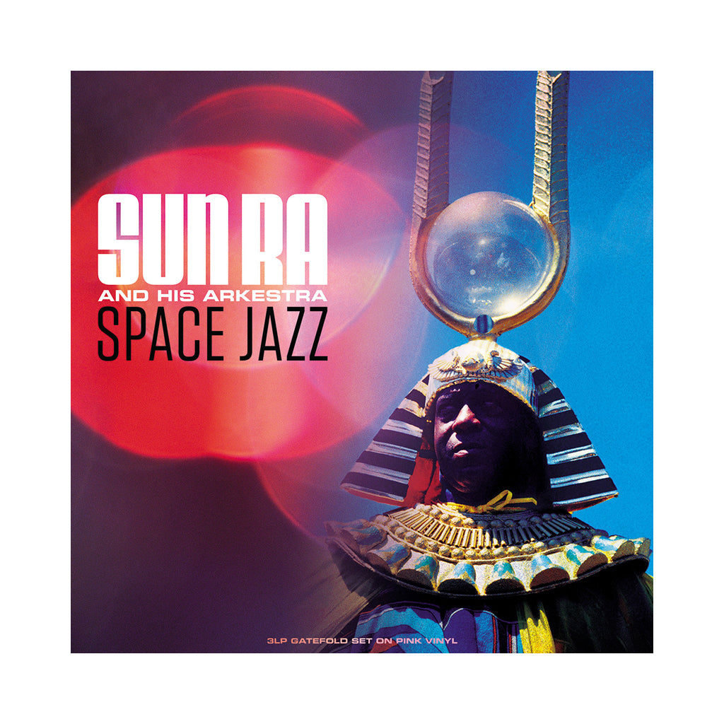 Sun Ra & His Arkestra - 'Space Jazz' [(Pink) Vinyl [3LP]]