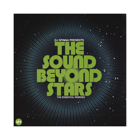 DJ Spinna - 'The Sound Beyond Stars: The Essential Remixes Pt. 1' [(Black) Vinyl [2LP]]