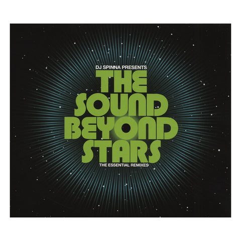 DJ Spinna - 'The Sound Beyond Stars: The Essential Remixes' [CD [2CD]]