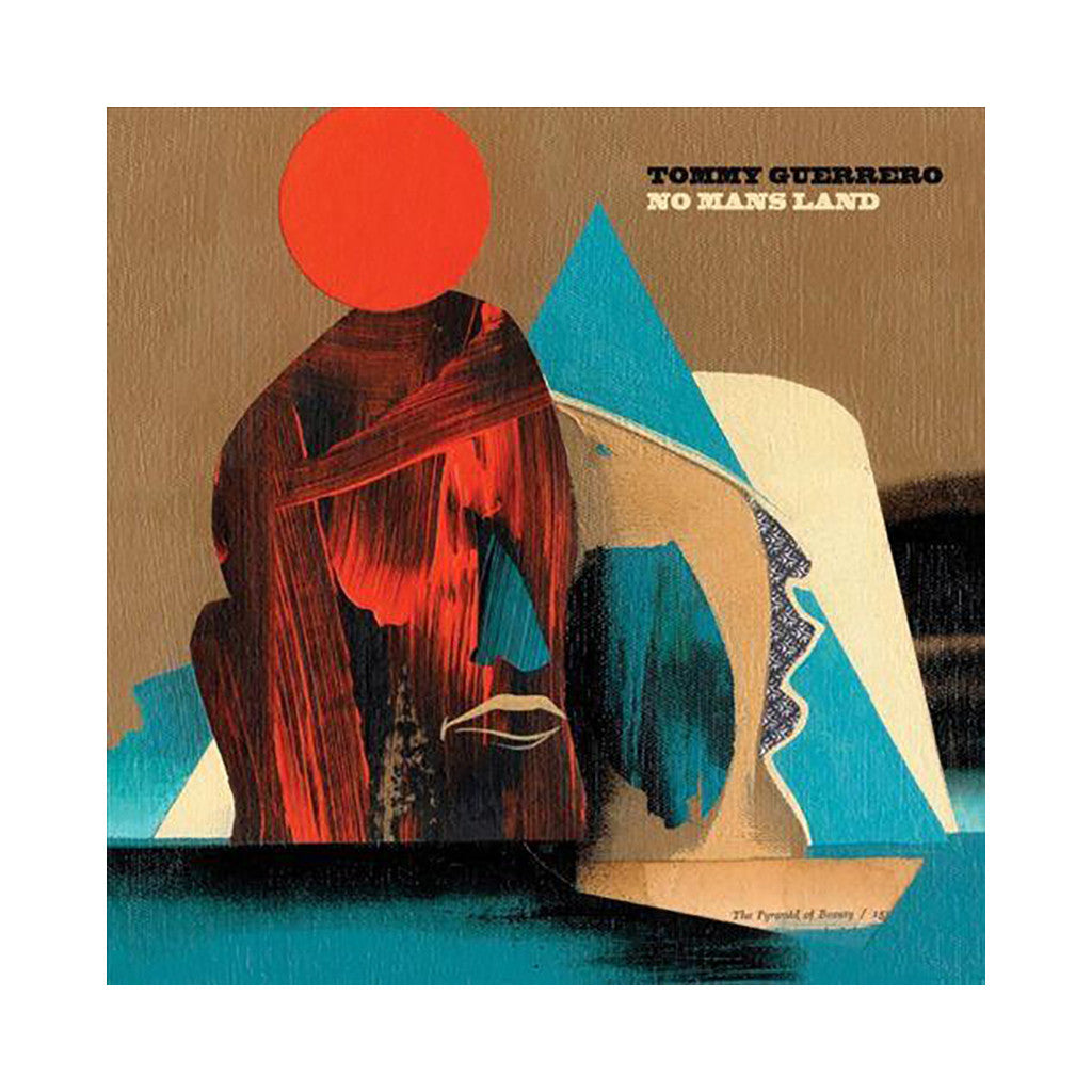 <!--020140610062899-->Tommy Guerrero - 'No Mans Land' [(Black) Vinyl LP]