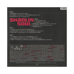 Various Artists - 'Shaolin Soul: Episode 1' [(Black) Vinyl [2LP]]