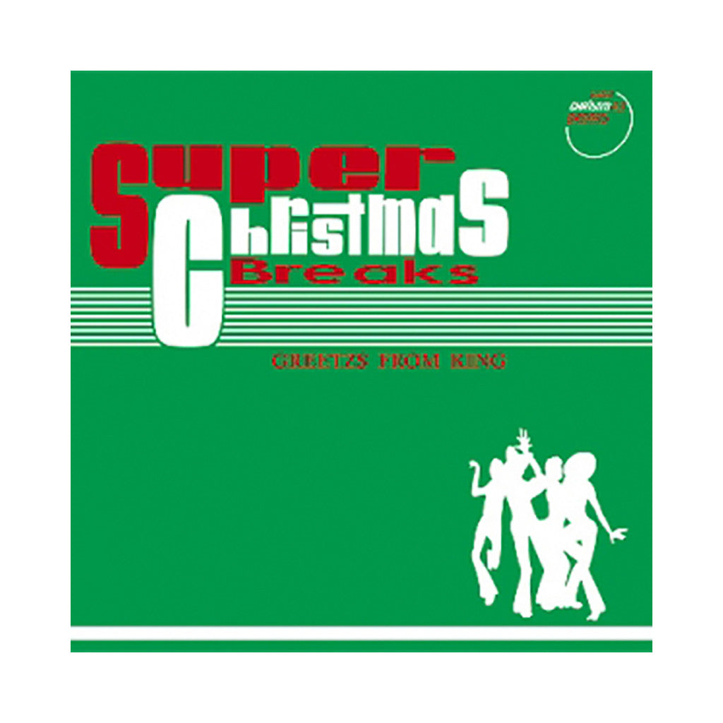 <!--020010101003831-->DJ Muro - 'Super Christmas Breaks' [CD [2CD]]