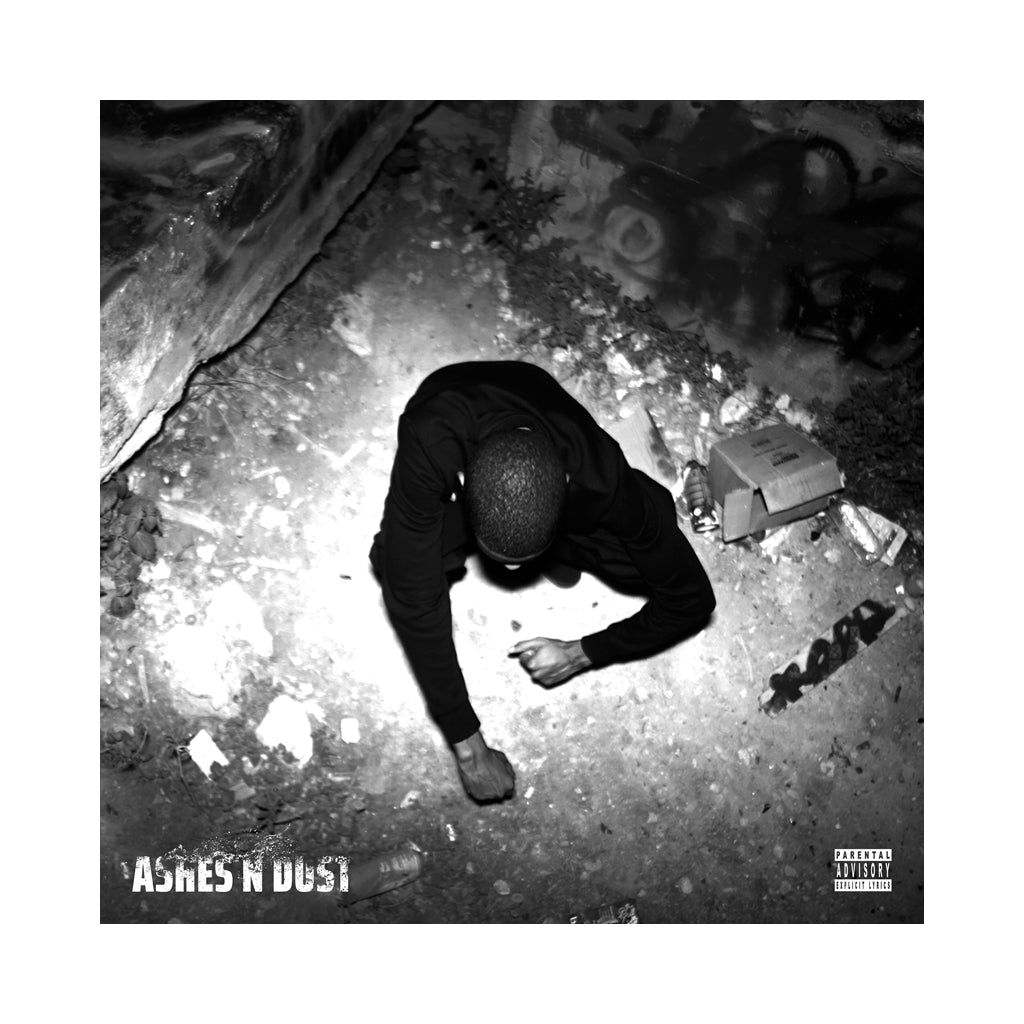 Trizz - 'Ashes N Dust' [CD]