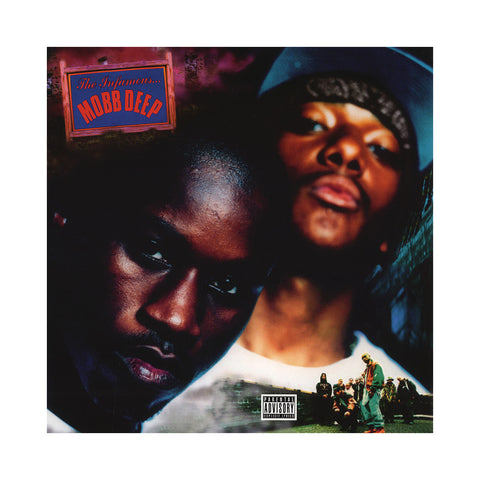 "[""Mobb Deep - 'The Infamous... (180g)' [(Black) Vinyl [2LP]]""]"