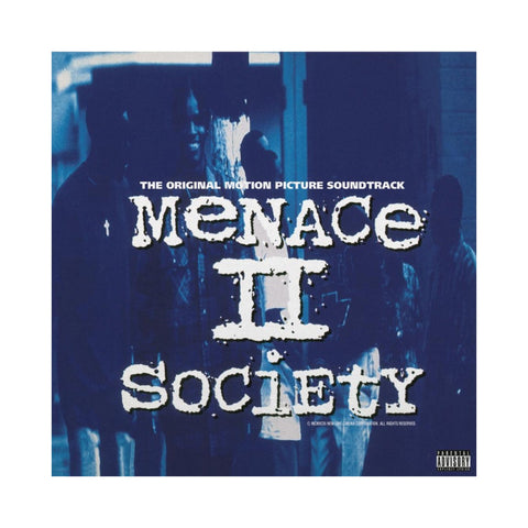 "[""Various Artists - 'Menace II Society (Original Motion Picture Soundtrack)' [(Black) Vinyl [2LP]]""]"