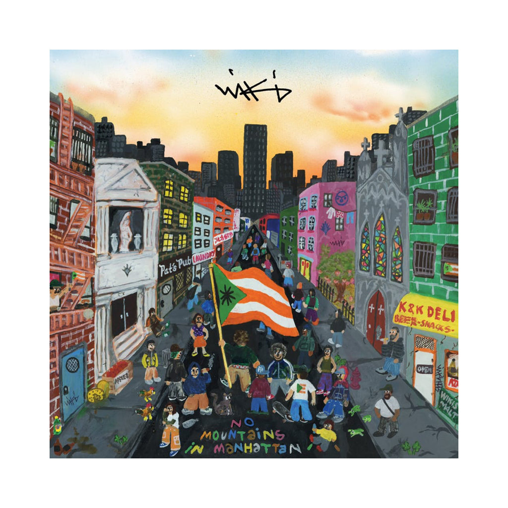 Wiki - 'No Mountains In Manhattan' [(Black) Vinyl [2LP]]