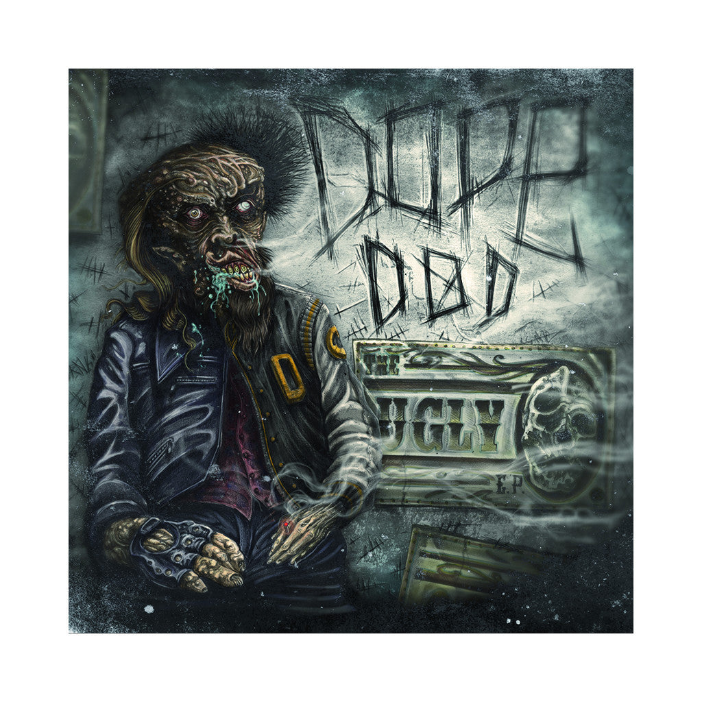 Dope D.O.D. - 'The Ugly EP' [CD]